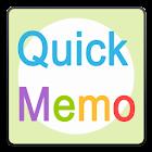 Quick Memo icon