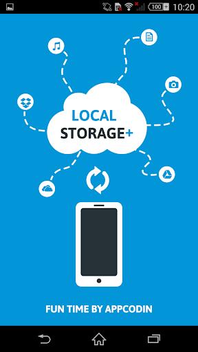 Local Storage+