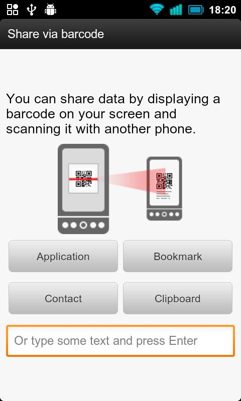 Barcode Scanner Handy Shopping- screenshot