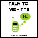 Talk To Me - TTS icon