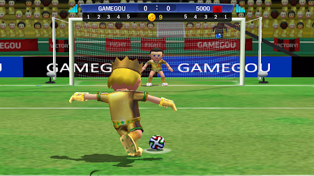 Perfect Kick - Soccer 1.5.5 screenshot 4728