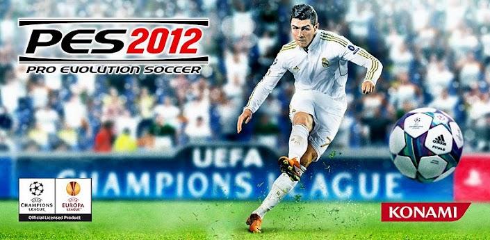 PES 2012 Pro Evolution Soccer apk