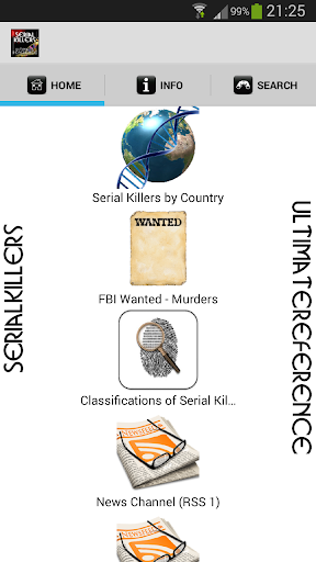 Serial Killers Prime Reference