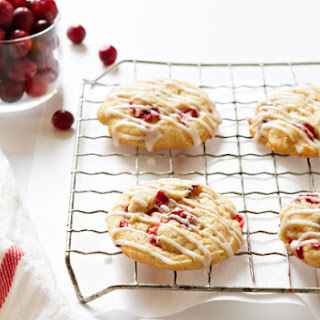 Orange Cranberry Cookies