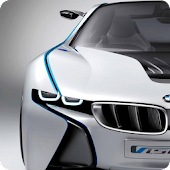 BMW Vision i8 Live Wallpaper