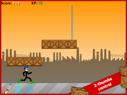 Stick Run Mobile - screenshot thumbnail