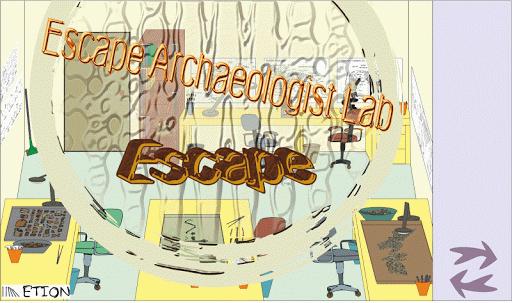 Escape Archaeologist Lab