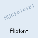 HUDiary™ Korean Flipfont icon