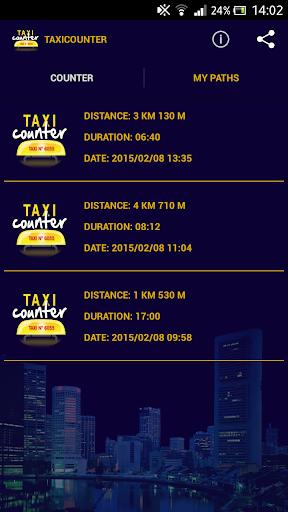 TaxiCounter