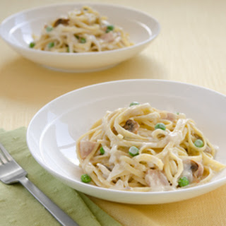 Skillet Turkey Tetrazzini Recipe