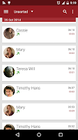 Screenshot of RMC: Android Call Recorder