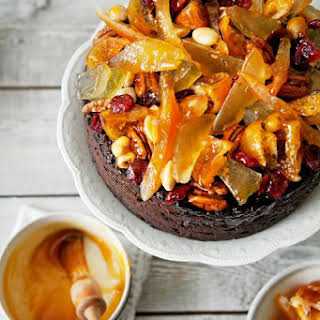 Cakes With Fruit On Top Recipes.