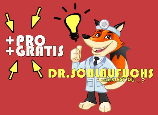 Fakten von Dr. Schlau Fuchs