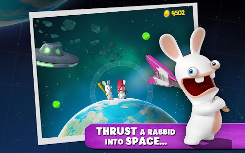 Rabbids Big Bang - screenshot thumbnail