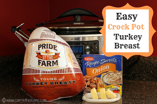 breast in crockpot recipes Turkey