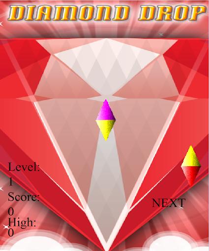 【免費解謎App】Diamond Drop-APP點子