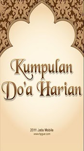 Kumpulan Do'a Harian - screenshot thumbnail
