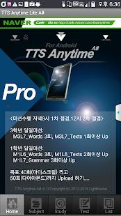 TTS Anytime Lite - náhled