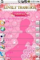 Screenshot of LOVELY TRASH BOX