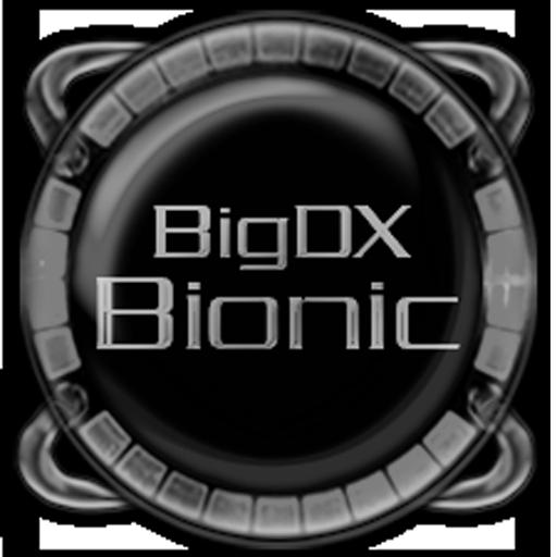 Bionic Launcher Theme White 個人化 LOGO-阿達玩APP