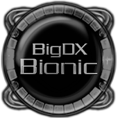 Bionic Launcher Theme White