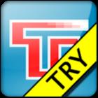 tracky的GPS導航+羅盤 icon