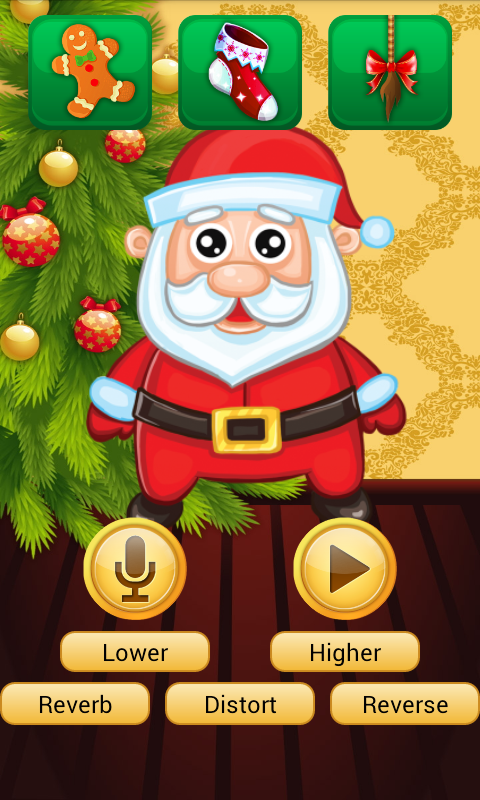 Santa Talks - screenshot