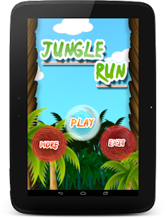 Jungle Run up