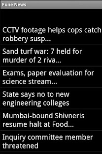 Pune India News - screenshot thumbnail