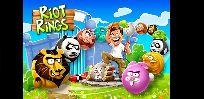 Riot Rings-Funniest Game Ever!