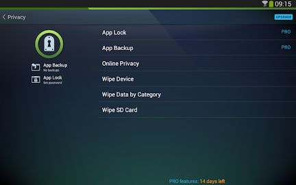 AVG AntiVirus FREE for Android Screenshot 28