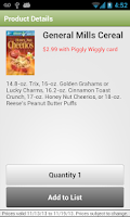 Screenshot of Piggly Wiggly Midwest