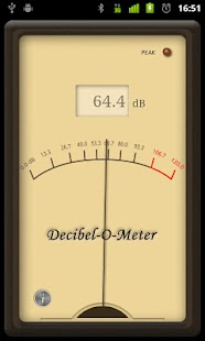 Decibel-O-Meter - screenshot thumbnail