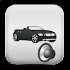 Car Volume Adjuster icon