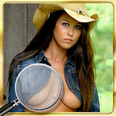 Farm Girls Hidden Object