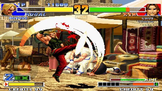 THE KING OF FIGHTERS '98 Screenshot 23
