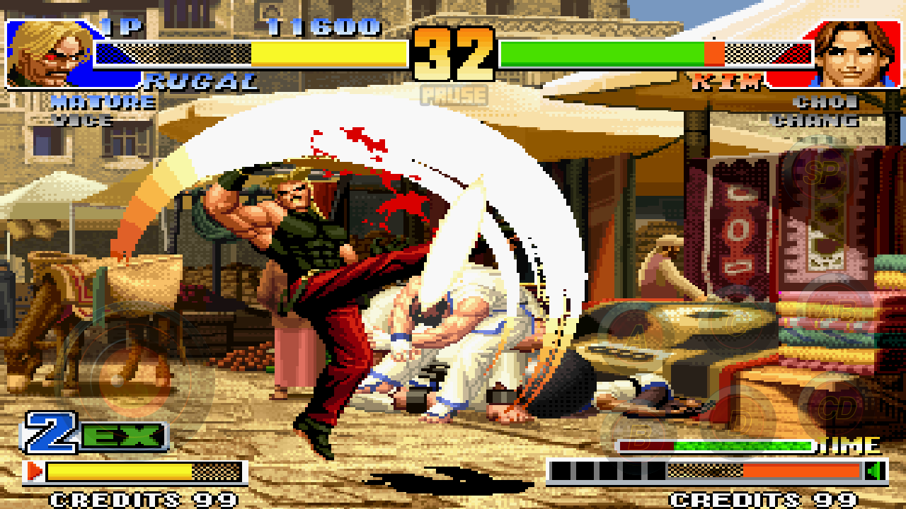 THE KING OF FIGHTERS '98 screenshot #14