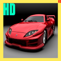 HD VIBER SPORTS CAR WALLPAPER icon