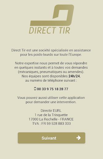 Direct Tir Assistance