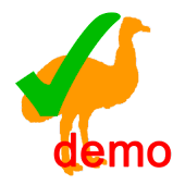 Australian Bird Checklist demo