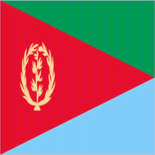 Eritrea Facts LOGO-APP點子