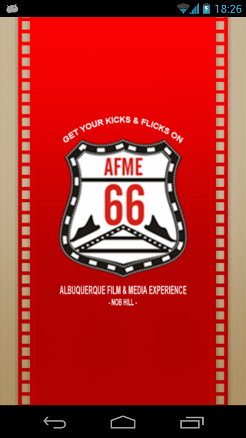 AFME- screenshot