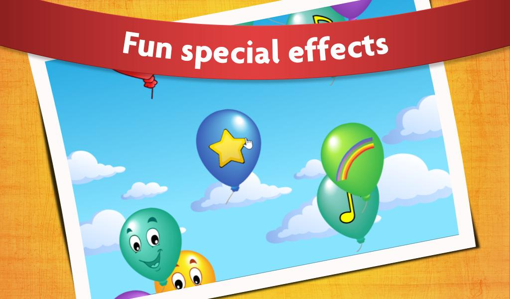 Kids Balloon Pop Game Free Android Apps On Google Play