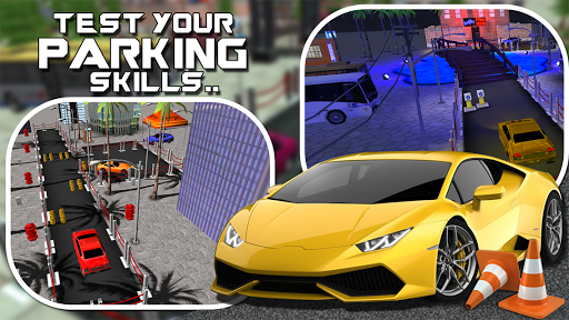 Car Parking Games: Sports 3D
