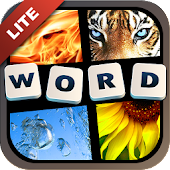 Guess Word Lite: 4 pics 1 word