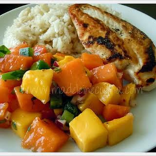 Hawaiian-style Fruit Salad.