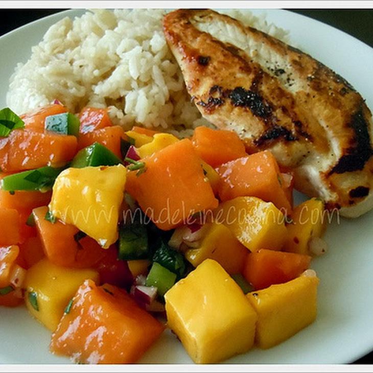 Hawaiian-Style Fruit Salad Recipe