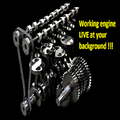 Motor Engine HD Live Wallpaper