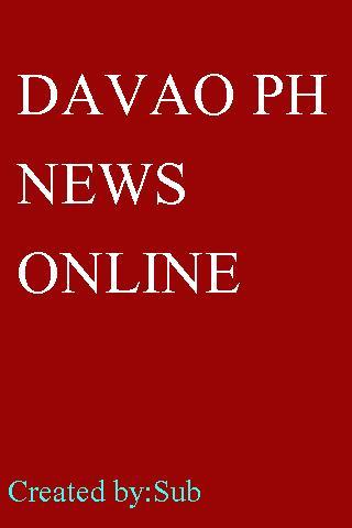 Davao News