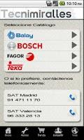 Screenshot of Reparación SAT
